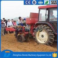 Automatic cassava planter/tapioca planting machine