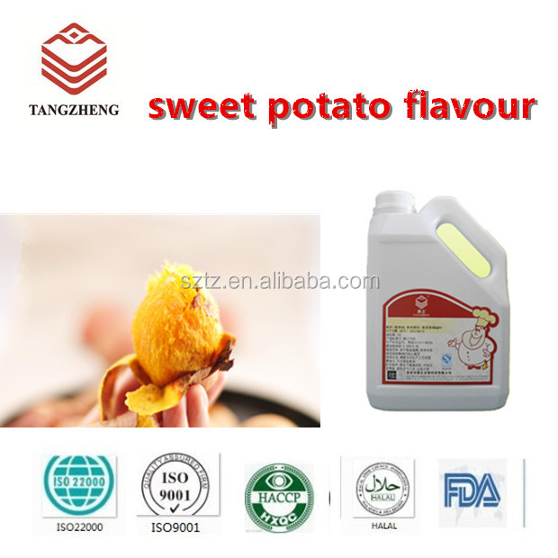 Food Additives Powder In Product Roast Sweet Potato Powder Flavour