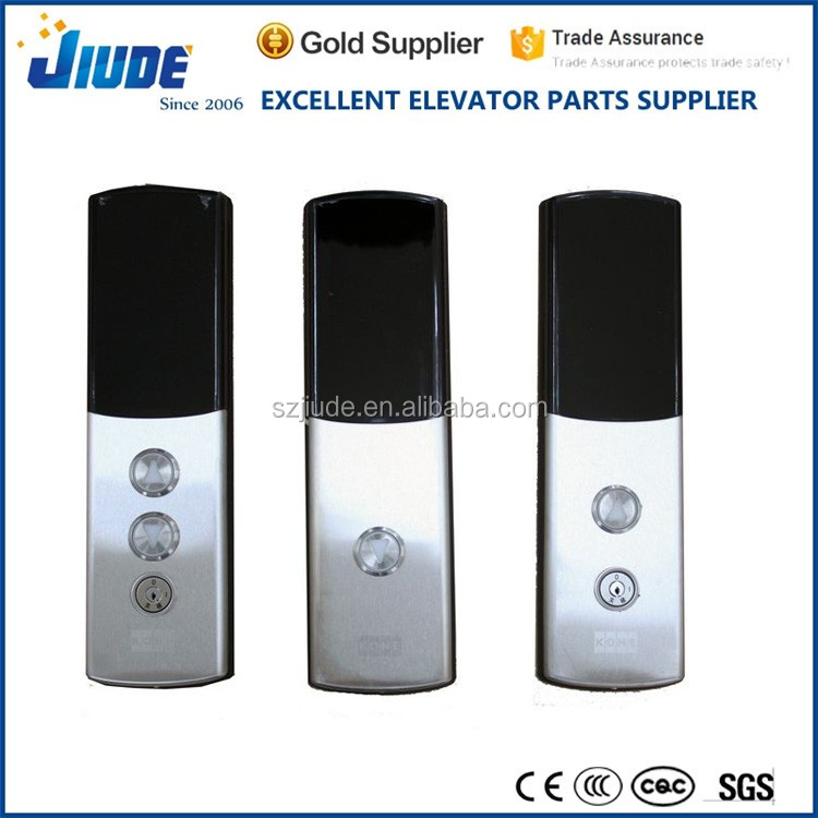 Kone push button elevator cop lop with button