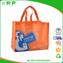 ISO/BSCI Promotional recycled durable handled non woven carry bags