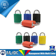 MOK@W202/W202L small size 30mm aluminium alloy color mini key lock
