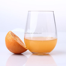 Polycarbonate drinking glass, 450ml Stemlesss
