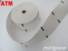 "Diebold IX Series Thermal ATM Paper - 3 1/8"" x 2,500' , 4.8"" Repeat Sense Mark"