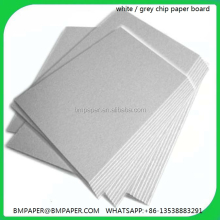 Kappa gray recycled chip board / Grey paper board