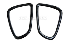 Carbon fiber light trims Parts for BMW Cooper