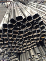 high-quality special shape welded steel tube used in sports equipment industry
