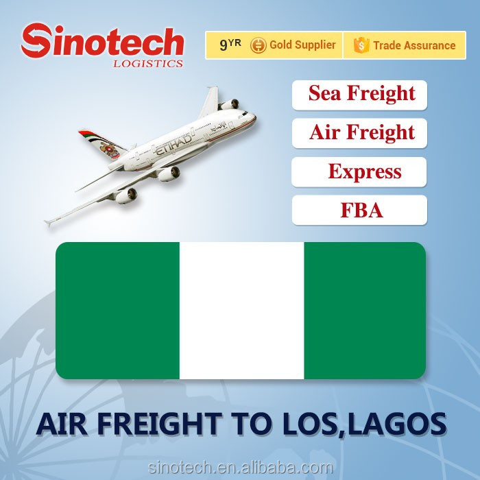 air freight to nigeria from china
