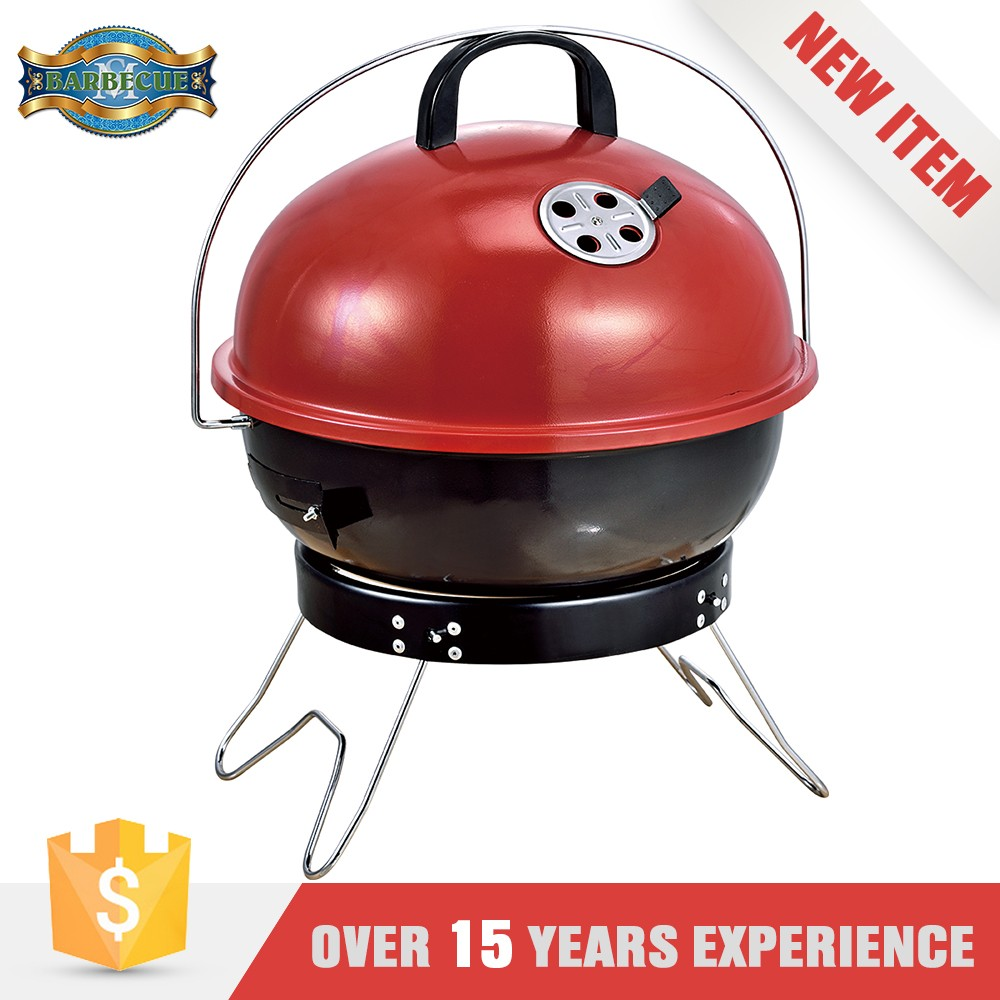 High Quality Large BBQ Grill Charcoal barbecue grill machine