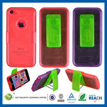 C&T Latest glitter case for iphone 5 5s,mobile phone holster