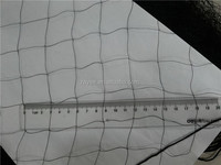 nylon bird netting on sale , mist nets 110d/2ply x28mm x 9 m x 17.6m with 10 pockets/rede para captura de passaros