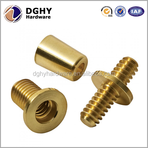 2016 new product custom brass cnc milling products for kitchen hardware parts/ cnc milling service for furniture parts