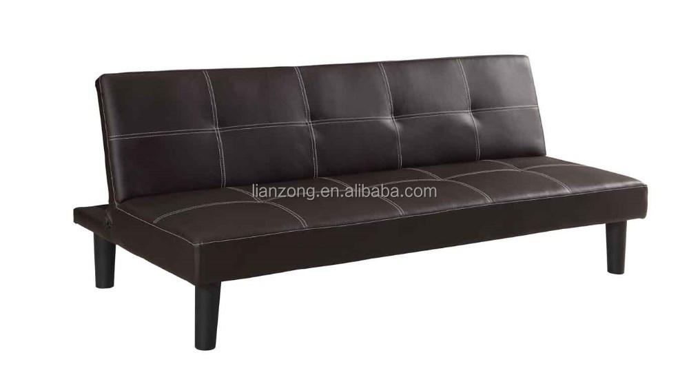 Cheap Pu Futon Sofa Bed Lz1731c Buy Cheap Futon Sofa Bed
