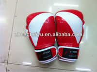 high quality PU personalized cheap wholesale custom made boxing gloves