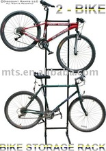 bike storage rack metal supermaket stand display