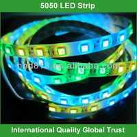 12v smd5050 WS2801 programmable rgb led strip