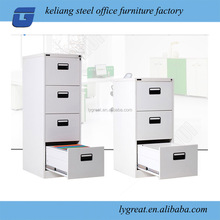 Modern furniture 4 drawers office filing steel cabinet