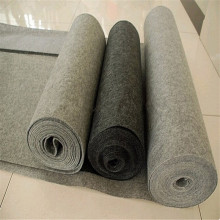 Wool felt polyester felt 100% PET needle punch nonwoven fabric car roof ceiling headlining upholstery