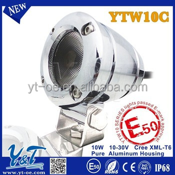Absolutely new CE certificated e-scooter led tail light e-bike led position light red ledsautobike led back light
