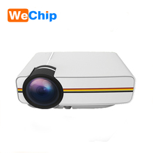 2018 HOT Mini Projector YG400 For Video Games TV YG400 mini projector for tablet pc Beamer Project Home Theatre