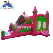 used commercial kids cheap combo inflatable bouncers for sale