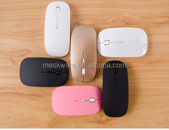 Best Seller Classic 2.4G Portable Optical Wireless Mouse with USB Nano Receiver for Notebook,PC,Laptop,Computer
