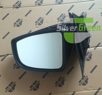 silvergreen 14-60390 auto body parts for SGMW Wuling CHEVROLET N200 N300 right outside rearview mirror 24509431