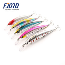 FJORD In stock 110mm 37g High quality and good price sinking hard minnow lures