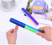 Professional Customization Finger Nail File,Two Head Nail Buffer