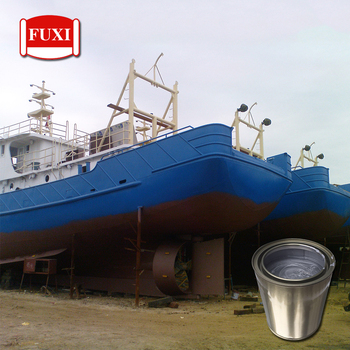 ACEH-202 Modified Epoxy Antiabrasive Innoxious Hold Marine Paint