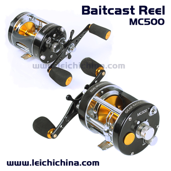 Popular good quality chinese bait casting reel buy bait for Chinese fishing reels