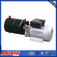 1.2 mL/r to 5 mL/r hydraulic power unit with engine for lift table 3