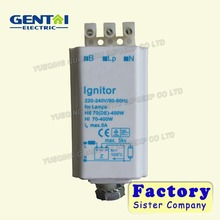electronic igniter ignitors for discharge lamps