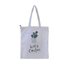 Eco friendly Recyclable non woven tote shopper bag with grey plastic button