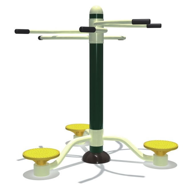 High quality low price Outdoor twister fitness equipment outdoor QX-085C