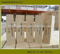 High alumina acid slag resistance fire insulation brick for cement furnace