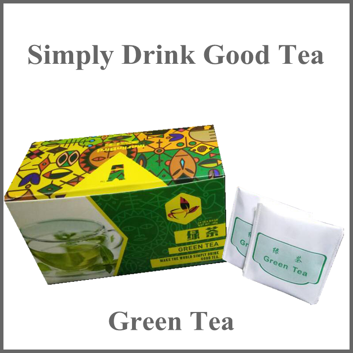 Filter Paper Teabags Mint Full Leaf Tea Sachets