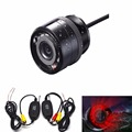 IR Night Vision SONY CCD Waterproof Car Rear View Reverse Backup Camera Car Surveillance Camera Parking System