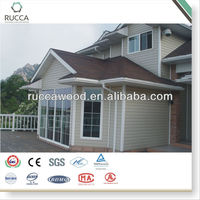 Foshan Rucca WPC Lap wall panel 170*17mm Guangdong China