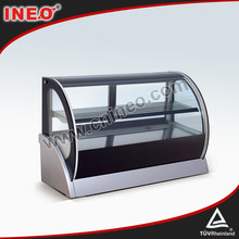 115L Refrigerated Bakery Display Cases For Sale/Bakery Display Fridge/Bakery Case