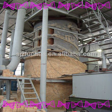 automatic worldwide gypsum powder whole line