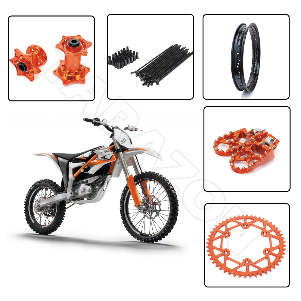 TARAZON brand high quality SXF 250 parts for KTM motocross