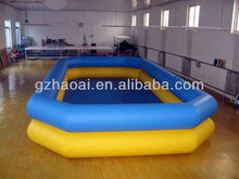 HL-103 Durable Cheap Price 10 Year Experience Inflatable Water Pool Game