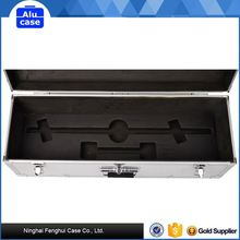 Aluminum durable popular everywhere gun case pattern made in China