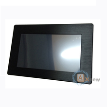 "7"" Wince Industrial Touch Panel PC Computer 800x480 , Rs485 / Wifi"