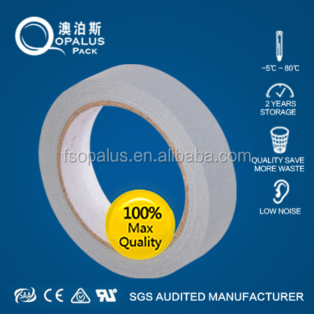 In-door paint masking natural rubber adhesive tape