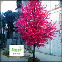 outdoor artificial pear trees