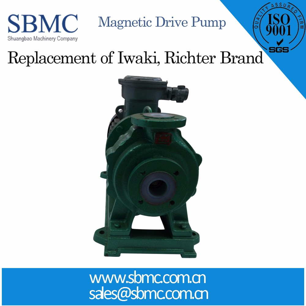 Most Popular Drive Pump Magnetic Pump Magnetism Forle Pumps Of Iso9001 Standard