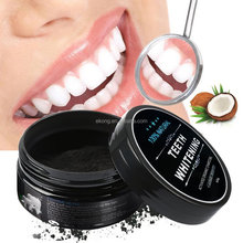 Teeth Whitening Powder With Organic Coconut Activated Charcoal for Stronger Health wither teeth
