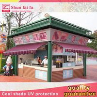 Folding Arm Awning Fabric Caravan For Sale