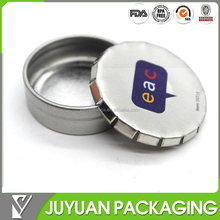 small click clack tin mint can metal tin wholesale
